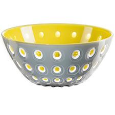Yellow & Grey Le Murrine 25cm Serving Bowl