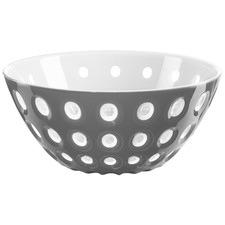 White & Grey Le Murrine 25cm Serving Bowl