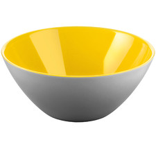 Yellow & Grey My Fusion 20cm Serving Bowl