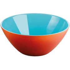 Sea Blue & Orange My Fusion 20cm Acrylic Serving Bowl