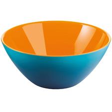 Orange & Blue My Fusion 20cm Acrylic Serving Bowl
