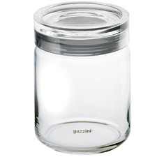 Grey My Kitchen Large Storage Jar