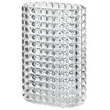 Clear Tiffany Vase