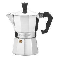 Guzzini Romeo Moka 177ml Aluminium Coffee Maker