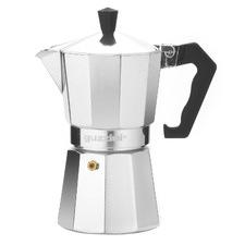 Guzzini Romeo Moka 354ml Aluminium Coffee Maker
