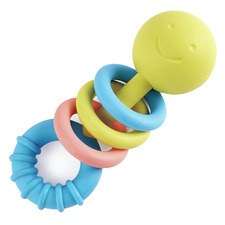 Rattling Rings Teether