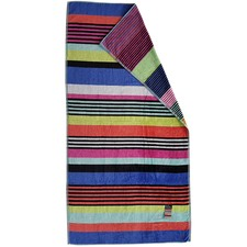 Large Goss Striped Beach Towel