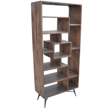 Mango Wood Lexington Bookcase