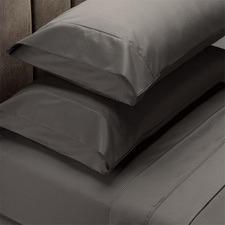 Solid 1500TC Cotton-Blend Sheet Set