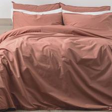 Clay Lorimer Cotton Quilt Cover Set