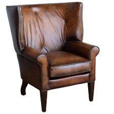 Brown Yarra Chair