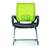 View Mid-Back Mesh Visitor Office Chair