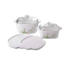 Classics 6 Piece Provence Garden Meal Maker Set