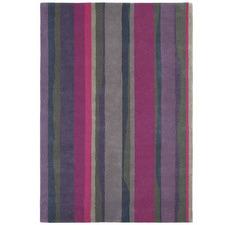Purple Cressida Hand-Tufted Wool Rug