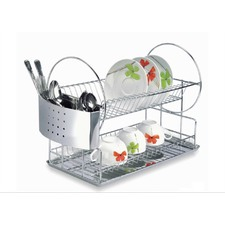 """SPACIA II"" Dish Rack 2-Tier,"