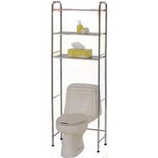 Over Toilet Storage Rack