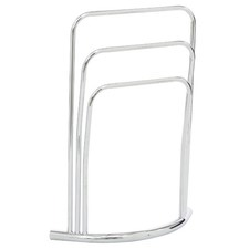Large Curved Towel Stand