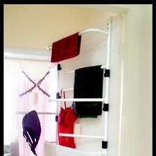Over-Door Clothes Dryer