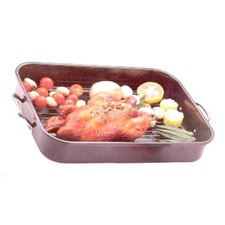 Non-stick Roasting Pan with Rack