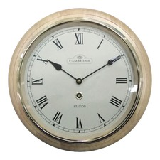31.5cm Roman Numerals Station Wall Clock
