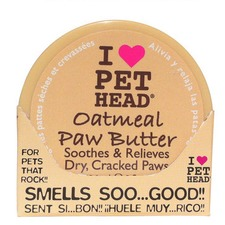 Oatmeal Natural Paw Butter