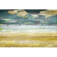 Distant Sands Art Print on Canvas