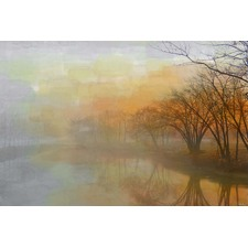 Tree Descend Art Print on Canvas
