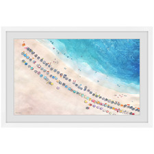 Perfect Vacation Framed Printed Wall Art