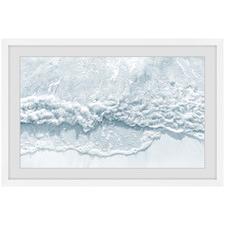 Bubble Bath Framed Printed Wall Art