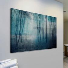 Partial Light Canvas Wall Art
