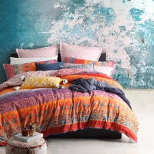 Spice India Quilt Cover Set