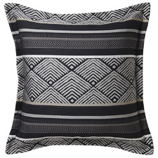 Grey Karson European Pillowcase