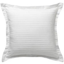 White Balmoral Cushion