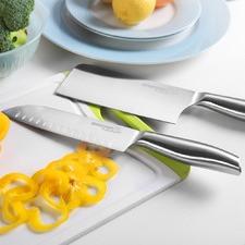 Premium Stainless Steel 2 Piece Chef Knife Set