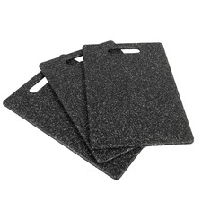 Set of 3 Gourmet Kitchen Faux Granite Cutting Boards