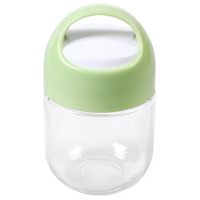 Green Portable Food Container