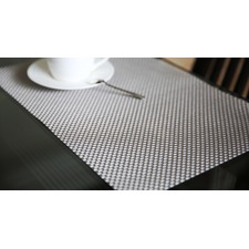 Woven Plastic Placemats (Set of 8)