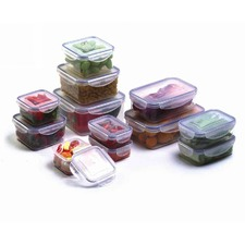 12 Piece Food Container Set
