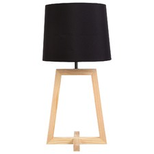 Molly Wood Table Lamp