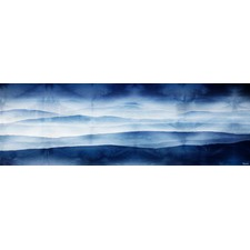 Blue Mountains Art Print on Canvas
