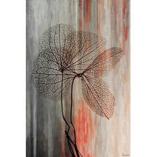 Sea Tree Art Print on Canvas