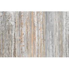 Aspen Forest 1 Art Print on Canvas