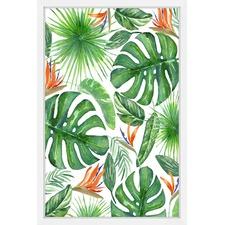 Tropical Leaves Wall Art