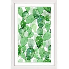 Leafy Wall Art