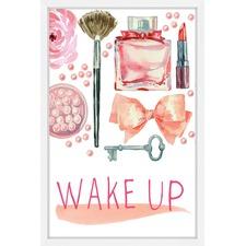 Wake Up Wall Art