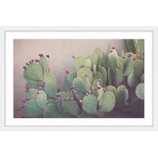 Still Life in Marfa Framed Painting Print