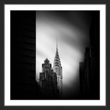 Chrysler Building New York Framed Wall Art