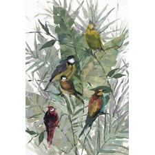 Morning Birds I Canvas Wall Art