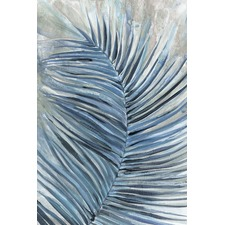 Blue Spirit Canvas Wall Art