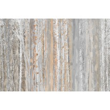 Aspen Forest Canvas Wall Art